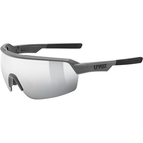 UVEX Sportstyle 227 Glasses, gris/Plateado